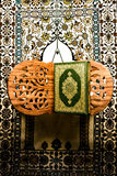 Koran - holy book of Muslims. On white background Stock Images