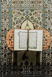 Koran - holy book of Muslims. On white background Stock Photography