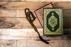 Koran - holy book of Muslims Stock Images