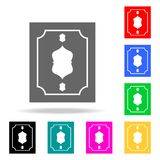 Koran icon. Elements of religion multi colored icons. Premium quality graphic design icon. Simple icon for websites, web design, m. Obile app, info graphics on stock illustration