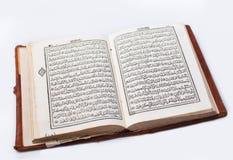 Koran, libro sacro fotografia stock libera da diritti