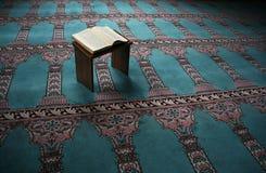 Koran in the mosque Stock Image