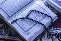 Koran santo fotos de archivo