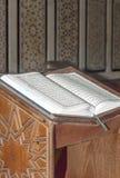 Koranen för helig bok Arkivbild