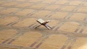 Koranen på golvet