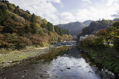 Korankei Στοκ Φωτογραφία