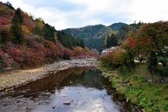 Korankei 免版税库存照片