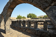 Free Korazim National Park. Stock Photo - 23684560