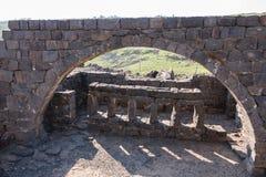 Korazim National Park Stock Images