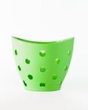 Korb des Grüns Stockbild