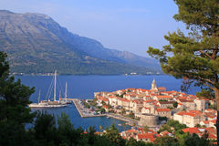 Korcula Stock Photo