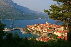 Korcula Stock Photography