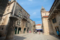 Korcula Royalty Free Stock Photos