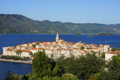 Korcula Photos stock