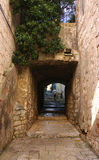 Korcula Alley Royalty Free Stock Image