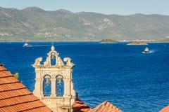 Korcula-Archipel in Kroatien, Europa Lizenzfreie Stockfotos