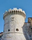 Korcula city in Croatia Stock Image