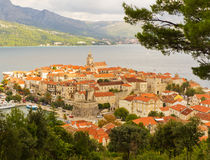 Korcula, Croatia Stock Photo