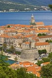 Korcula. Croatia Royalty Free Stock Images
