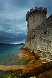 Korcula. Croatia. Royalty Free Stock Image