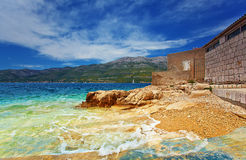 Korcula. Croatia. Royalty Free Stock Photo