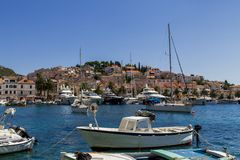 Korcula, Croatia Royalty Free Stock Photography