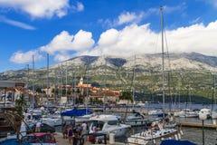 Korcula, Croatia Stock Photography