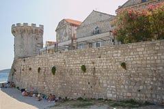 Free Korcula, Croatia Tower 1 Royalty Free Stock Photos - 165731918