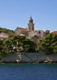 Korcula - Croatia 2 Royalty Free Stock Photography