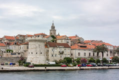 Korcula, Croatia Stock Images