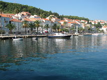 Korcula Island Royalty Free Stock Images