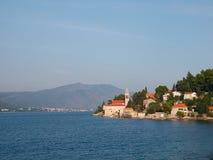 Korcula island in Croatia. Royalty Free Stock Photos