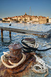 Korcula, Kroatië royalty-vrije stock foto