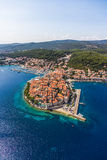 Korcula old town Royalty Free Stock Image