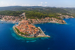 Korcula old town Royalty Free Stock Photos