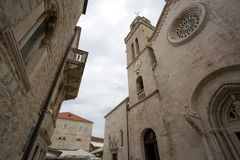 Korcula royalty free stock photography