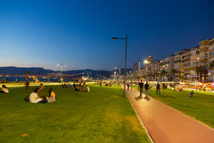 Kordon, Izmir fotografia royalty free