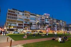 Kordon, Izmir Royalty Free Stock Photo