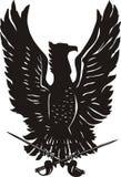 orła kordzików wektor Zdjęcia Royalty Free