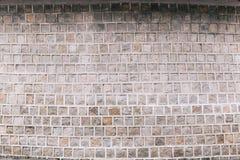 Koreańczyka stylu ściany wzór w budynku, tekstura fotografia stock
