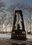 koreańscy pamiątkowi nowi weterani wojenny York zdjęcie stock
