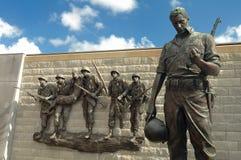 koreańska pamiątkowa wojna Zdjęcia Royalty Free