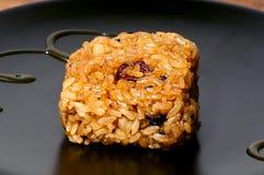 Koreańska ryżowa słodka funda obraz stock