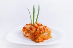Koreański posiłek Zdjęcie Royalty Free