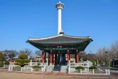 Korea świątynia zdjęcie stock