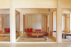 Korea ancient life home furnishings royalty free stock photography