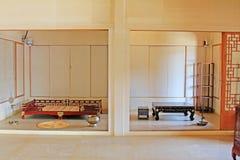 Korea ancient life home furnishings royalty free stock photo