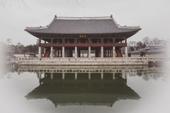 Korea Architecture, Palace Stock Photos