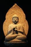 Korea Buddhastaty arkivbilder