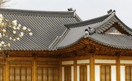Korea building Royalty Free Stock Photo